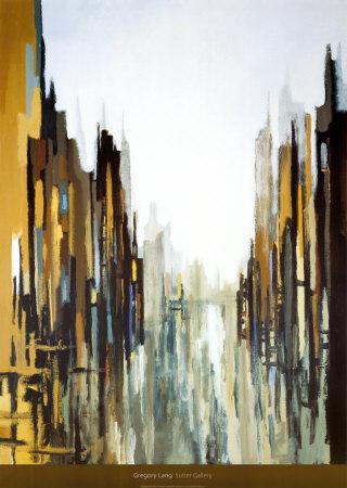 ciudad abstracta